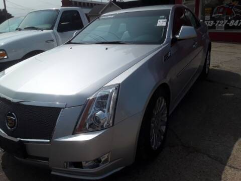 2010 Cadillac CTS for sale at Midwestern Auto Sales in Middletown OH
