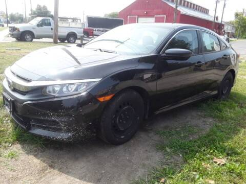2017 Honda Civic for sale at Midwestern Auto Sales in Middletown OH