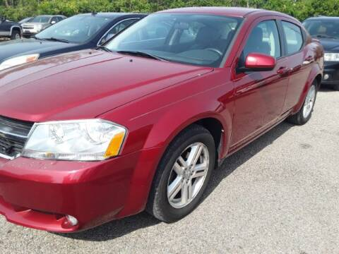 2010 Dodge Avenger for sale at Midwestern Auto Sales in Middletown OH