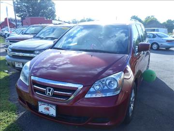 2006 Honda Odyssey for sale in Middletown, OH