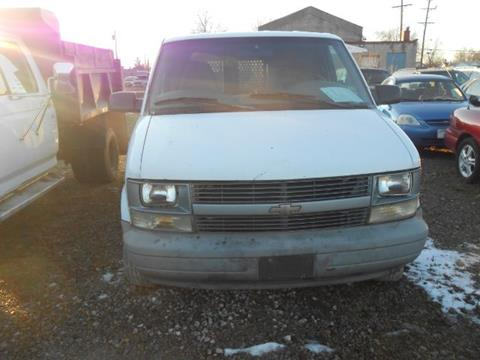 2000 Chevrolet Astro Cargo for sale in Middletown, OH