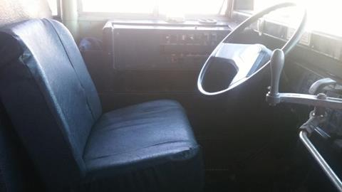 1990 International 3700
