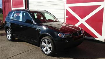 2004 BMW X3 for sale in Middletown, OH