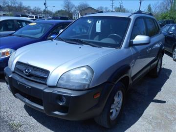 2007 Hyundai Tucson for sale in Middletown, OH
