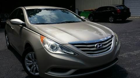 2011 Hyundai Sonata for sale in Lilburn, GA