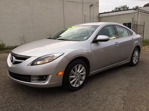 2012 Mazda MAZDA6 for sale in Mooresville, NC