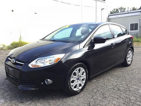 2012 Ford Focus for sale in Mooresville, NC