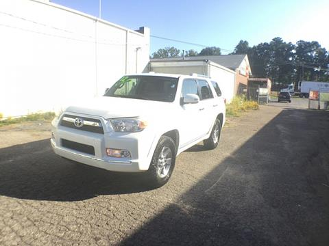 2012 Toyota 4Runner for sale in Mooresville, NC