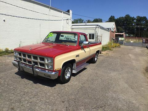 1982 GMC C/K 1500 Series for sale in Mooresville, NC