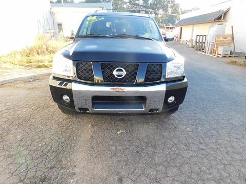 2006 Nissan Armada for sale in Mooresville, NC
