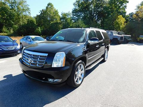 2010 Cadillac Escalade ESV for sale in Mooresville, NC