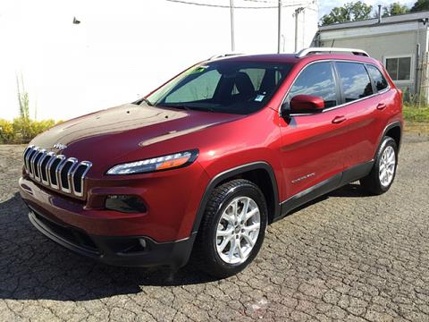 2015 Jeep Cherokee for sale in Mooresville, NC