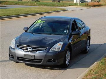 2010 Nissan Altima for sale in Mooresville, NC