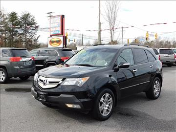 2007 Acura MDX for sale in Mooresville, NC