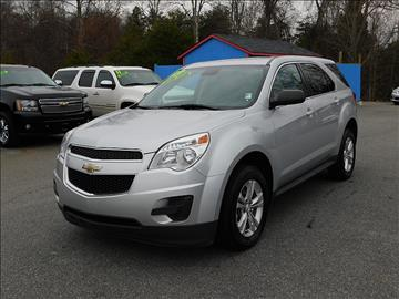 2013 Chevrolet Equinox for sale in Mooresville, NC
