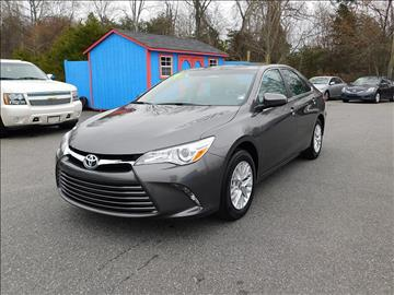 2016 Toyota Camry for sale in Mooresville, NC