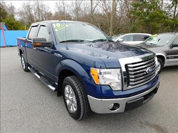 2010 Ford F-150 for sale in Mooresville, NC