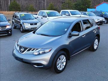 2013 Nissan Murano for sale in Mooresville, NC