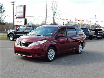 2013 Toyota Sienna for sale in Mooresville, NC