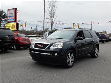 2011 GMC Acadia for sale in Mooresville, NC