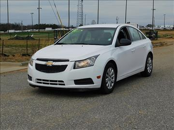 2011 Chevrolet Cruze for sale in Mooresville, NC