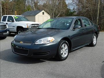2015 Chevrolet Impala Limited for sale in Mooresville, NC
