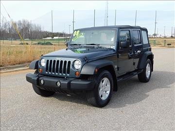 2008 Jeep Wrangler Unlimited for sale in Mooresville, NC
