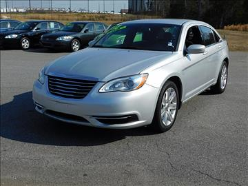 2012 Chrysler 200 for sale in Mooresville, NC