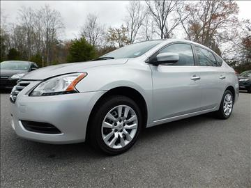 2014 Nissan Sentra for sale in Mooresville, NC