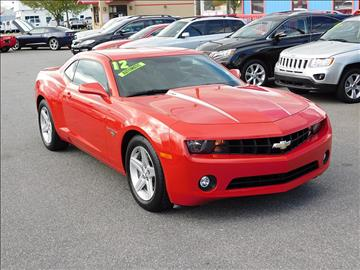2012 Chevrolet Camaro for sale in Mooresville, NC