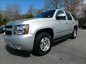 2011 Chevrolet Tahoe for sale in Mooresville, NC