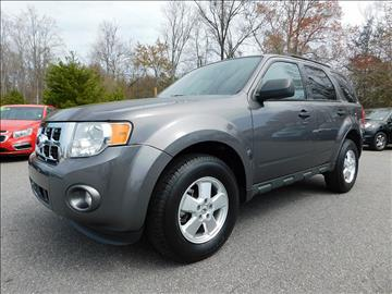 2012 Ford Escape for sale in Mooresville, NC