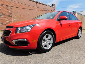 2015 Chevrolet Cruze for sale in Mooresville, NC