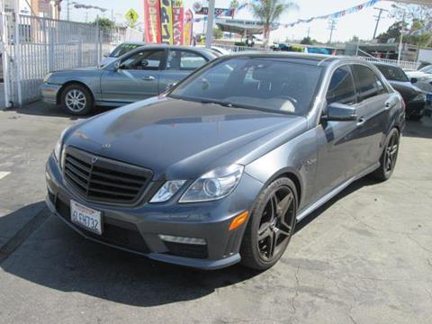 2010 Mercedes-Benz E-Class for sale in Compton, CA