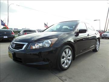 2010 Honda Accord for sale in Arlington, TX