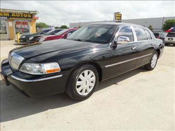 2006 Lincoln Town Car for sale in Arlington, TX