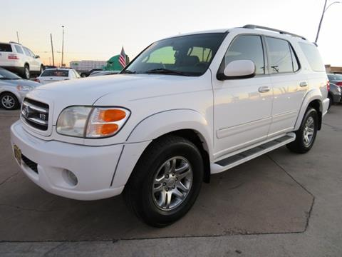 2003 Toyota Sequoia for sale in Arlington, TX