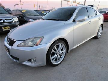 2007 Lexus IS 250 for sale in Arlington, TX