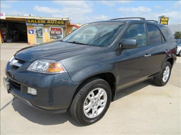 2004 Acura MDX for sale in Arlington, TX