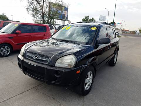 2006 Hyundai Tucson for sale in El Paso, TX