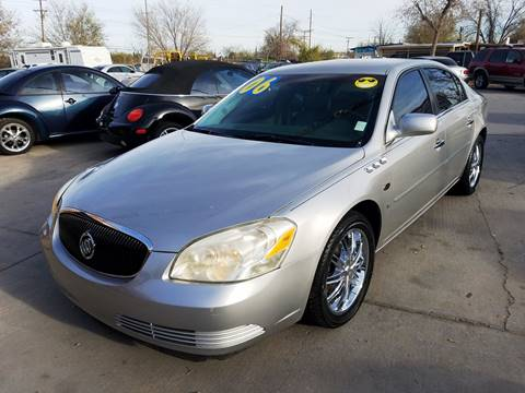 2006 Buick Lucerne for sale in El Paso, TX