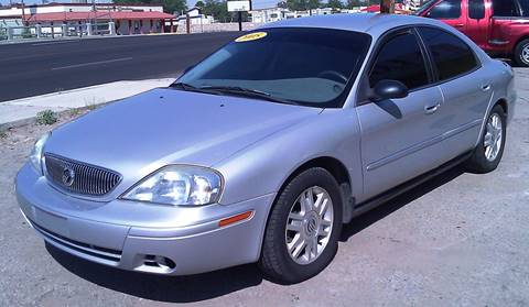 2005 Mercury Sable for sale at LA LOMA USED CARS in El Paso TX