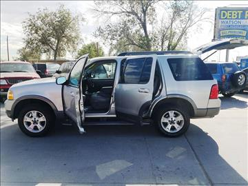 2005 Ford Explorer for sale at LA LOMA USED CARS in El Paso TX
