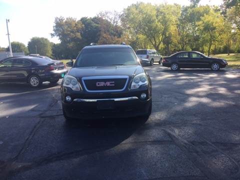 2009 GMC Acadia for sale in Waukegan, IL