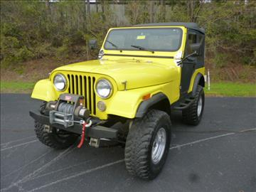 1980 Jeep CJ-5 for sale in Tallahassee, FL