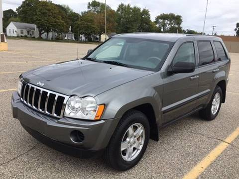 2007 Jeep Grand Cherokee for sale in Wyoming, MI