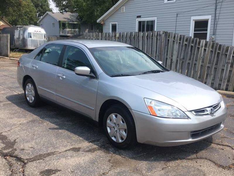 2004 Honda Accord For Sale At Elvis Auto Sales LLC In Wyoming MI