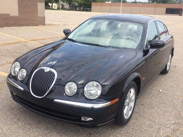 2003 Jaguar S Type For Sale At Elvis Auto Sales LLC In Wyoming MI