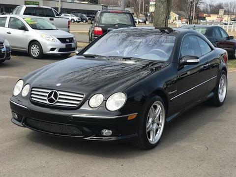 2004 Mercedes-Benz CL-Class for sale in Grand Rapids, MI