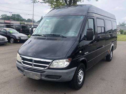 2006 Dodge Sprinter Cargo for sale in Grand Rapids, MI